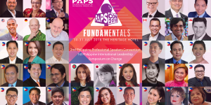 FUNDAMENTALS 2nd Philippine Professional Speakers Convention 2018